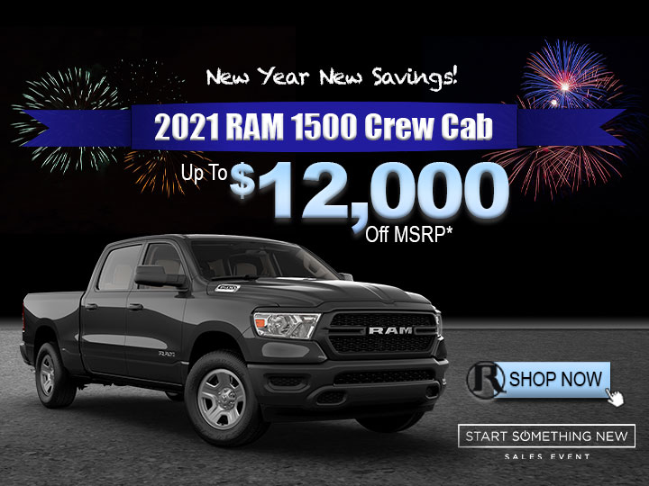 JEEP RAM CHRYSLER DODGE SPECIAL OFFERS
